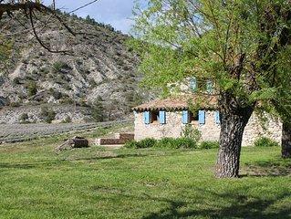 Ancienne grange transformée en loft