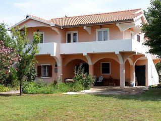 Four bedroom apartment with balcony Privlaka (Zadar) (A-5754-a)