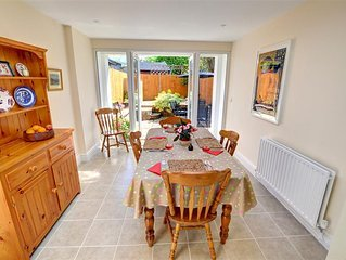 In Hay-on-Wye, this lovely cottage has been recently refurbished to provide comf