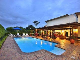 Villa exclusiva de 3 habitaciones con piscina privada en Fincas Panaca