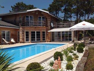 Villa de charme sur la presqu'ile du Cap Ferret .