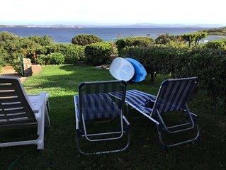 Villa 45m2 - terrasse couverte - vue exceptionnelle sur mer