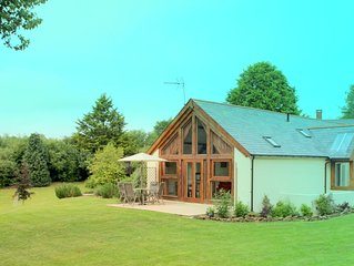 Luxury 5* cottage and plenty of fun for all...