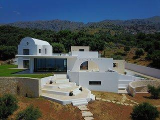 Une villa unique dans un environnement exceptionnel