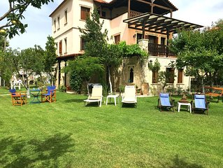 Villa Maira, Chalkidiki. Holidays as it should be!
