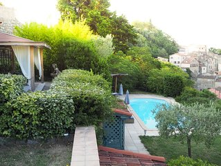 Beautiful villa with private pool situated in the charming village of Fayence