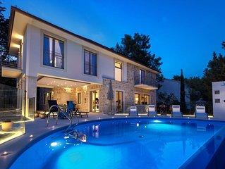 Luxury Villa Hvar Enigma with Pool