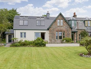 4 bedroom accommodation in Corpach, near Fort William
