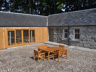 The Old Stables, Alltshellach Cottages, 4 Star Self Catering near Glencoe
