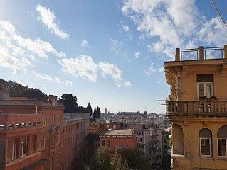 Appartamento signorile appena ristrutturato posizione ideale per visitare Genova