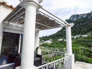 'Casa del mare' tipico appartamento stile caprese