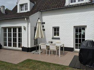 Charmant vakantiehuis  in De Haan
