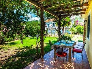 Villa Ca TiramiSu a Minies, Cefalonia, Grecia