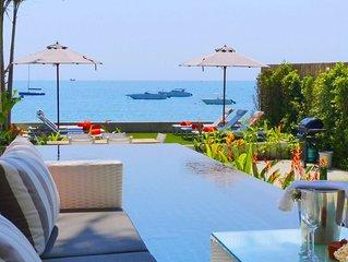 Phuket's coolest beach villa with direct access to Phuket's most beautiful beach