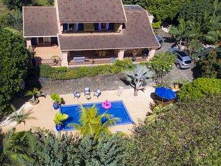 Villa Tropicale - Voiture incluse