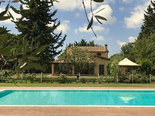 Dimora del Conicchio - Capalbio - con piscina e campo da tennis