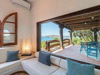 ☀️ Magnifica Villa sulla spiaggia di Tuerredda - Con accesso alla spiaggia