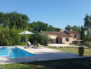 Magnificent house in the heart of classic provence