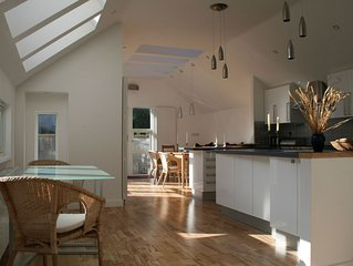 Historical, contemporary family home in Anstruther, Sleeps 10