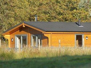 Beautiful Wooden Cabin Peaceful  off beaten track Sleeps 4