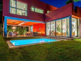 Villa deluxe con piscina privada Salobre Villas Premium I