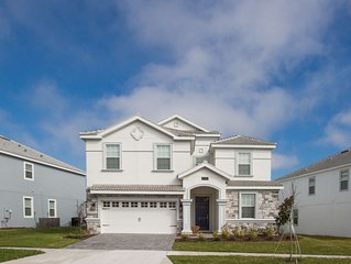 Get the Paradise in Champions Gate Florida/ 9 Bedrooms