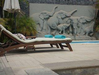 Amazing Ecosuitescaves with pool in Tenerife