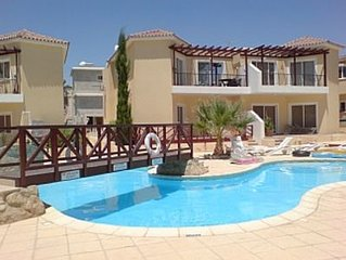 Great Apartment - Paphos - Friendly Family Complex - 15 Mins to Harbour
