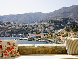 BEAUTIFUL VILLA WITH FABULOUS VIEWS OVER THE SEA - special September offers!