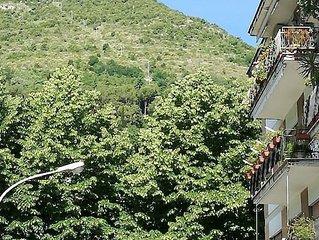 Appartamento in centro, vicina alla Villa Comunale