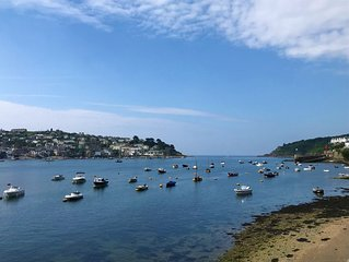 Luxurious and relaxing holiday cottage in the centre of beautiful Fowey
