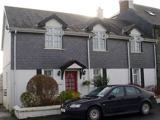 Scilly, Kinsale, 3 Bed House With Spectacular Harbour Views - New!