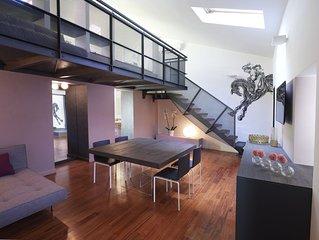 Appartamento 5 stelle lusso con Area Gioco per Bambini riservata - Wifi gratuito