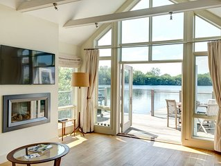 4 bedroom accommodation in Cotswold Lakes