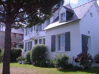 Belle maison de vacances au coeur de Saint Cast