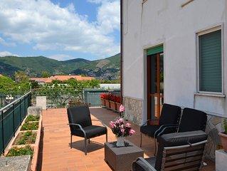 Appartamento N ad Agerola, Amalfi-Coast con terrazzo