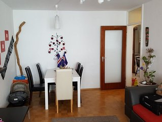 3 rooms appartment in center of Munich