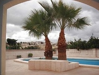 Mellieha Villa with Private Pool