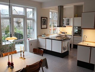Eksklussiv nice 140m2 apartment with terrace & garage - Copenhagen City