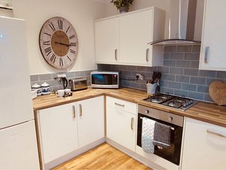 Apartment 1 - Exquisite 2 bedroom double en-suite luxury apartment, 1st floor
