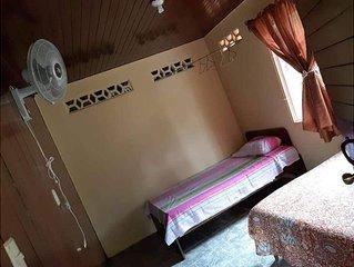 Confortable y Amplia Casa Esmeralda, totalmente equipada