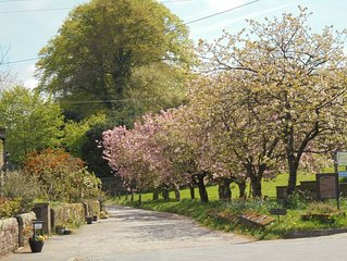 Briardene in Area of Outstanding Natural Beauty, Pateley Bridge Harrogate (WiFi)