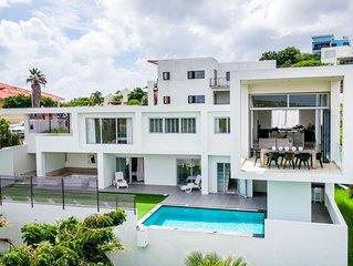 Villa Horizon designed by Des Bouvrie: betaalbare luxe!