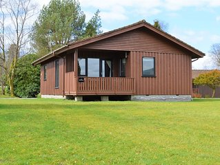 Comfortable lodge, excellant location close to resort facilities, sleeps 6, pet