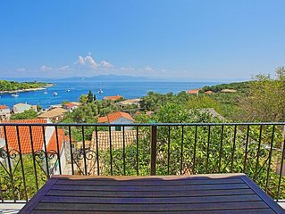 Villa The Antonis: Stunning sea views, A/C, in Gaios Paxos