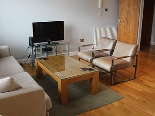 Week2Week Two Bedroom Apartment located on Newcastle Quayside