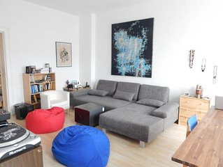 Bright & Elegant Apartment close to Berlin's nightlife