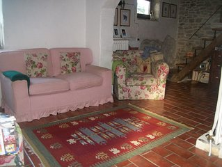 Country house in the Marche region, Italy, 20 min to sea, 30 to mountain.