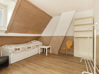 Private room Okapi (2 pers) Rotterdam
