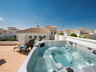 Stunning Detached Villa With own Heated Spa